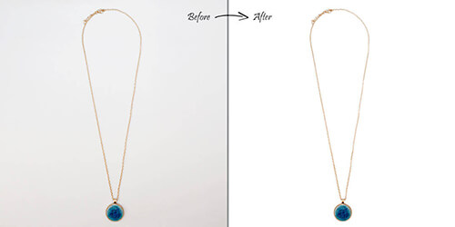 Jewellery Background Removal